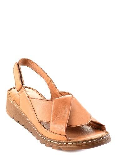 Bambi Sandalet Taba